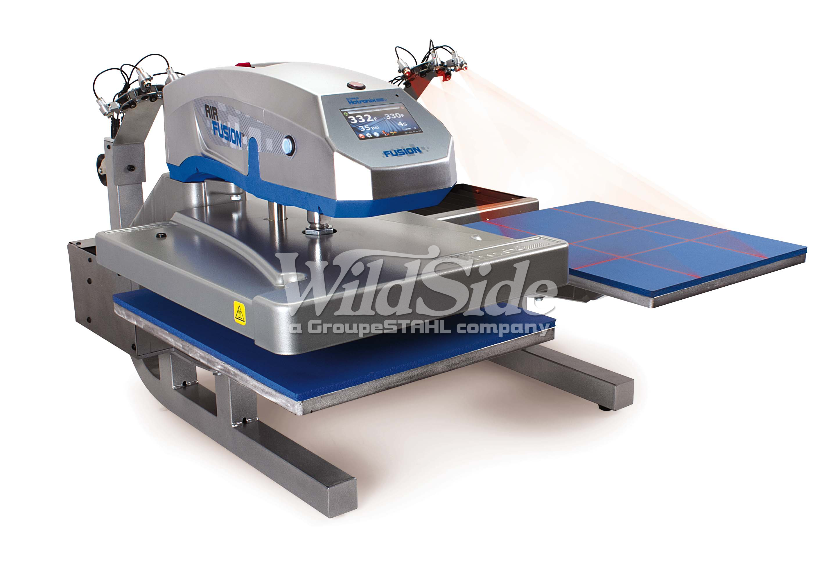 XRF2 - HOTRONIX DUAL AIR FUSION WITH LASER