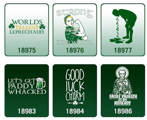 St.Patrick's Stock Transfers