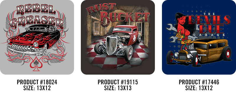IdeasTips For Selling More Automotive Apparel The Wild Side - Car show t shirt design ideas