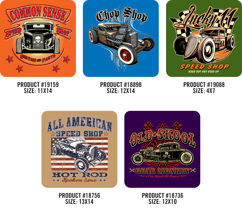 8 Ideas/Tips for selling more automotive apparel - The Wild Side