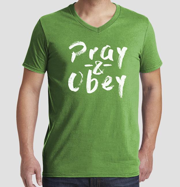 Pray & Obey