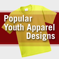 Popular Youth T-shirt Designs