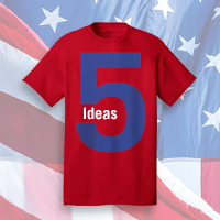 5 Ideas for Selling More Patriotic T-shirts