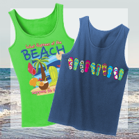 Beach T-Shirt Designs