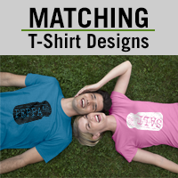 Matching T-Shirt Designs