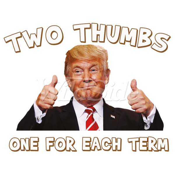 TWO THUMBS UP TRUMP STOCK TRANSFER