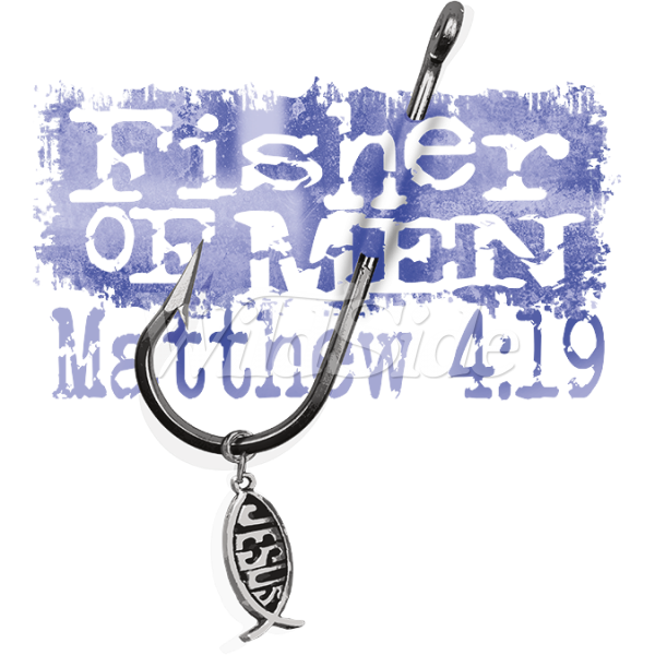 Fisher Of Men Matthew 419 The Wild Side
