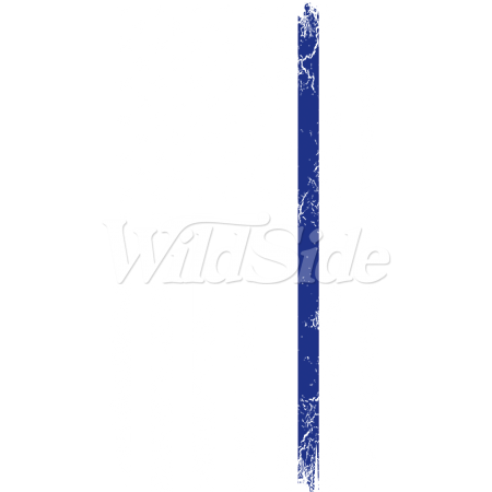 BLUE LINE DISTRESS US FLAG STOCK TRANSFER