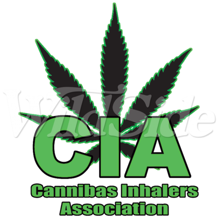 CIA CANNABIS INHALERS ASSOCIATION - 16489 - The WildSide