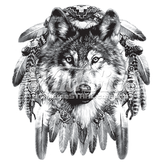 DREAM CATCHER WOLF The Wild Side Interesting Wolf Head Dream Catcher