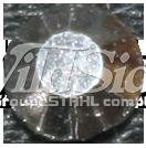 3mm Silver Stud
