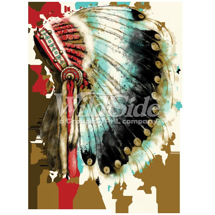 indian headdress the wild side