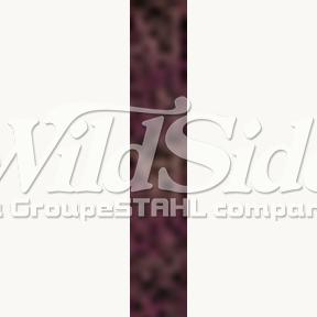 Purple Leopard Hologram Foil