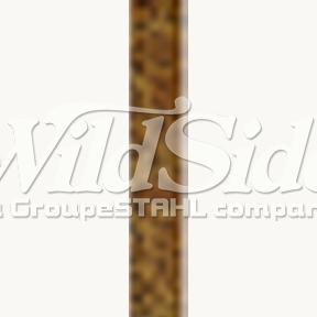 Gold Leopard Hologram Foil