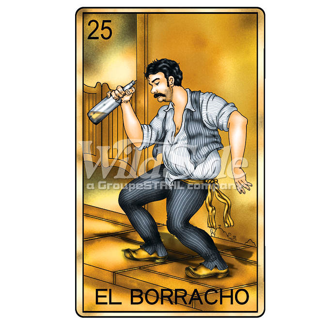 EL BORRACHO - 17493 - The WildSide