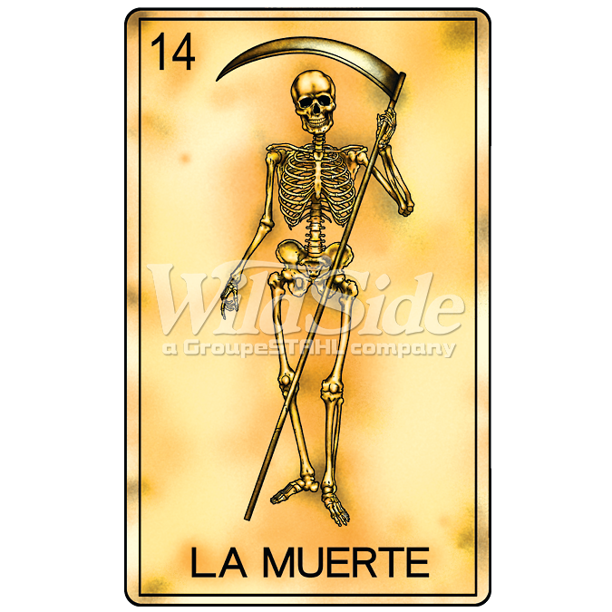 LA MUERTE - DEATH - 17494 - The WildSide