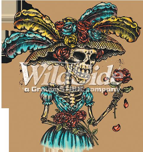 La Catrina Lady In Hat The Wild Side